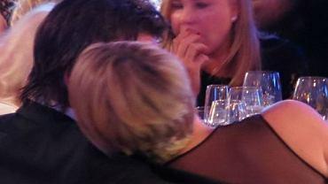 Charlize Theron i Sean Penn