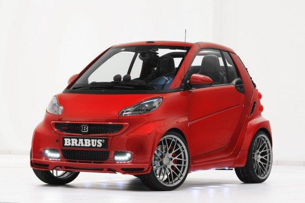 Brabus Smart Ultimate 120