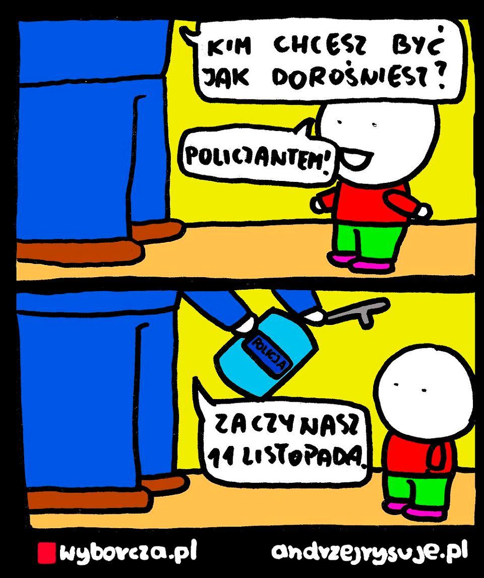 andrzejrysuje.pl | Policja - null