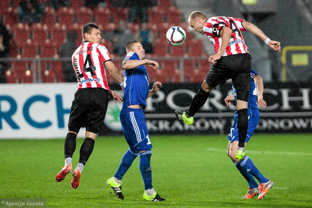 Cracovia - Ruch 2:1