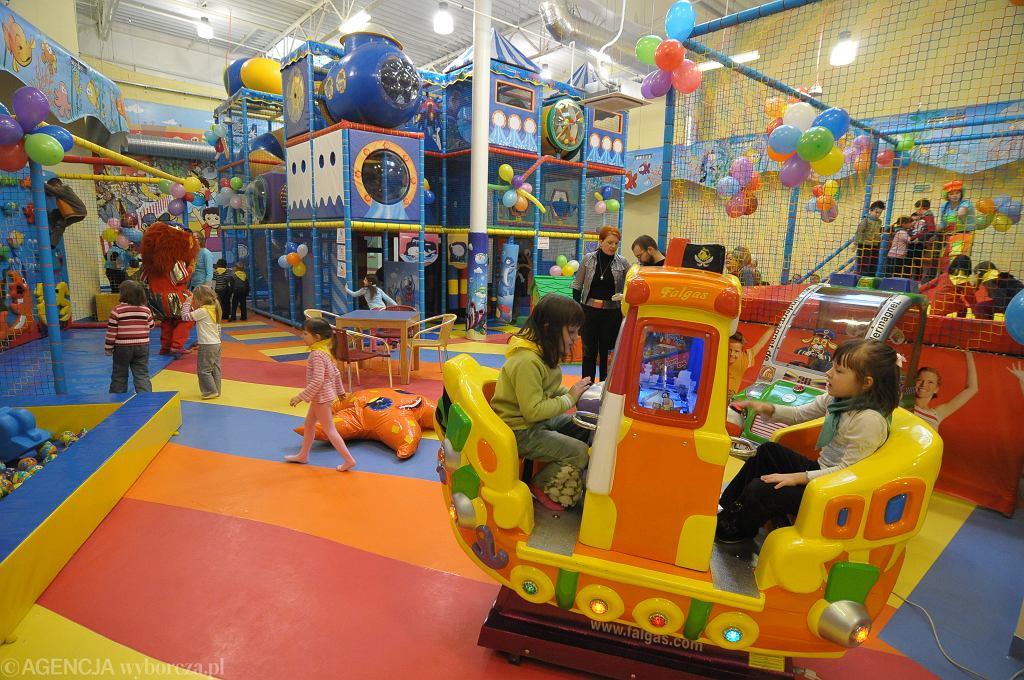 W sali zabaw w Gorzowie Wielkopolskim zmarł 9-letni chłopiec