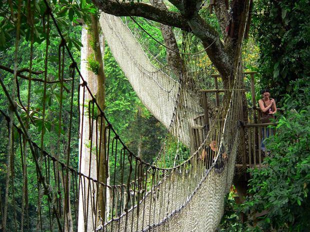 Najwyższe mosty świata. Tylko dla odważnych