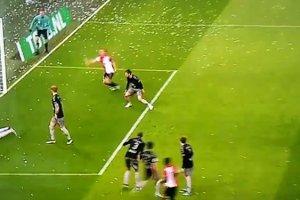 Finał Pucharu Holandii. Feyenoord - Utrecht 2:1. Samobój Filipa Bednarka