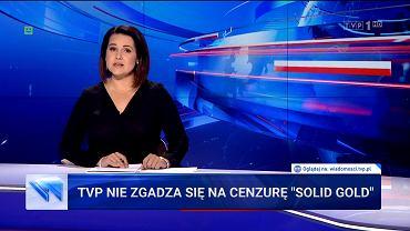 Wydanie Wiadomości TVP 20.09.2019