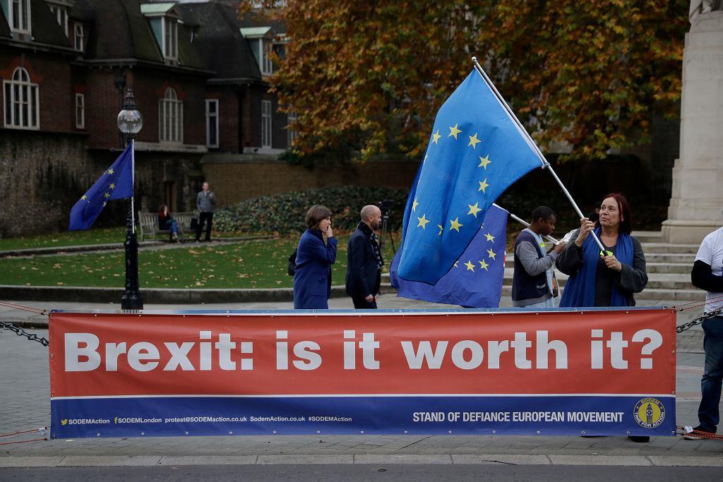 Brexit coraz bliżej