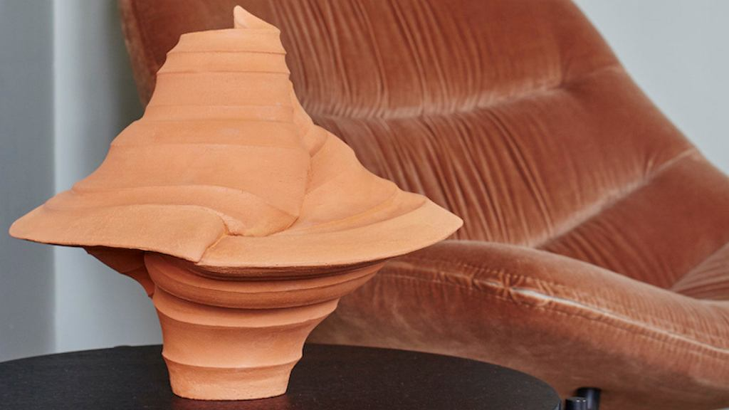 Kolekcja ceramiki 'Infinity', której autorką jest Alicja Patanowska.