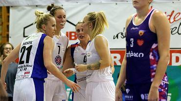 Basket Liga Kobiet: InvestInTheWest AZS AJP Gorzów - Artego Bydgoszcz 69:67 (23:21, 17:17, 14:15, 15:14)