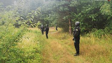 Poszukiwania Jacka Jaworka. Policja apeluje o niewchodzenie do lasu