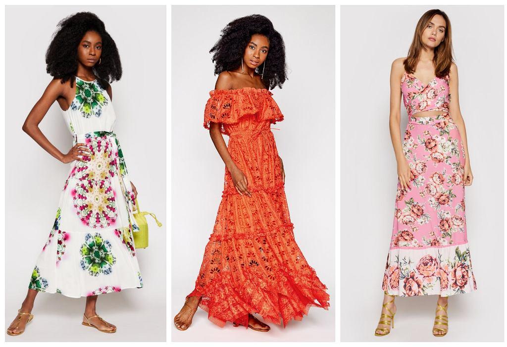 stylowe sukienki maxi