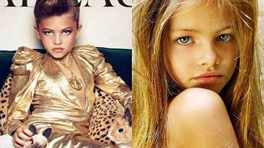 """""""Najpiękniejsza dziewczynka świata"""" ma dziś 21 lat i nadal błyszczy w świecie mody. Jak teraz wygląda?"""