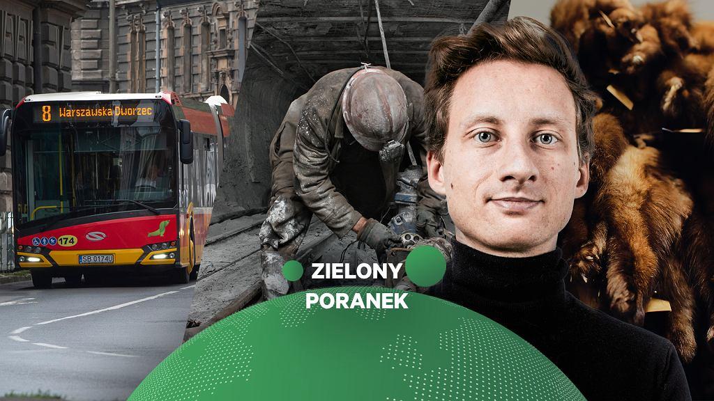 Franciszek Sterczewski gościem Zielonego Poranka Gazeta.pl