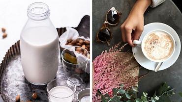 Mleko migdałowe to bogate źródło witaminy E.