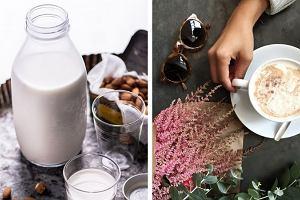 Mleko migdałowe zamiast zwykłego. 5 korzyści dla organizmu i samopoczucia