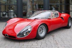Aukcje | Alfa Romeo 33 Stradale idzie pod młotek