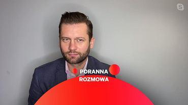 Kamil Bortniczuk w Porannej Rozmowie Gazeta.pl
