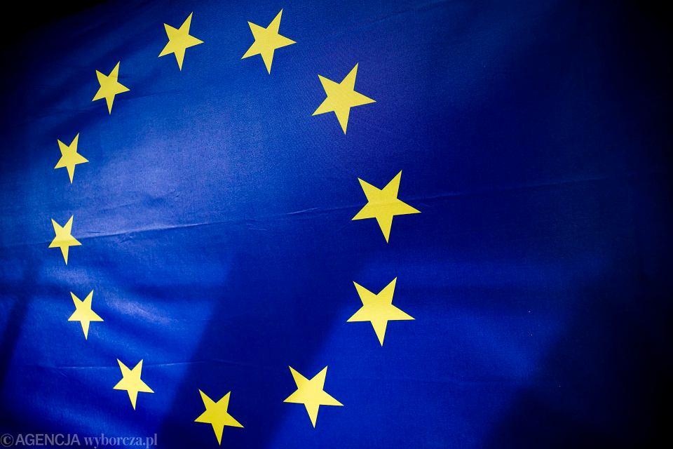 Dziś dzień Unii Europejskiej. Wzorem unijnej flagi miał być ...