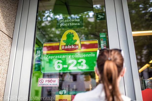 273496184fed0 ŻABKA LICZY - Aktualne wydarzenia z kraju i zagranicy - Wyborcza.pl