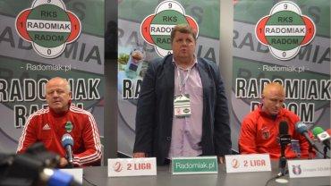 II liga. Radomiak vs Olimpia Zambrów
