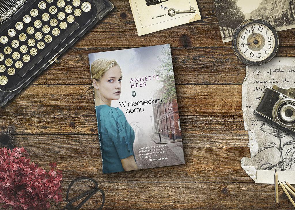 Książka 'W niemieckim domu', Annette Hess