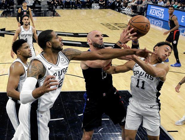 Zdjęcie numer 3 w galerii - NBA. Najlepszy mecz Marcina Gortata w sezonie