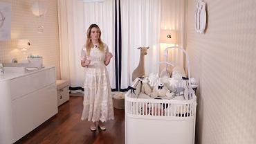 Izabela Janachowska pokazała pokój syna