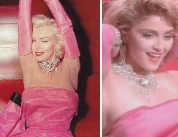 Różowy pierwszy raz stał się kobiecym kolorem w XVIII wieku. Symbolika mocnego różu znana nam dziś powstała dopiero po II wojnie światowej.