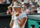Wimbledon. Petra Kvitova pierwszą finalistką w Londynie