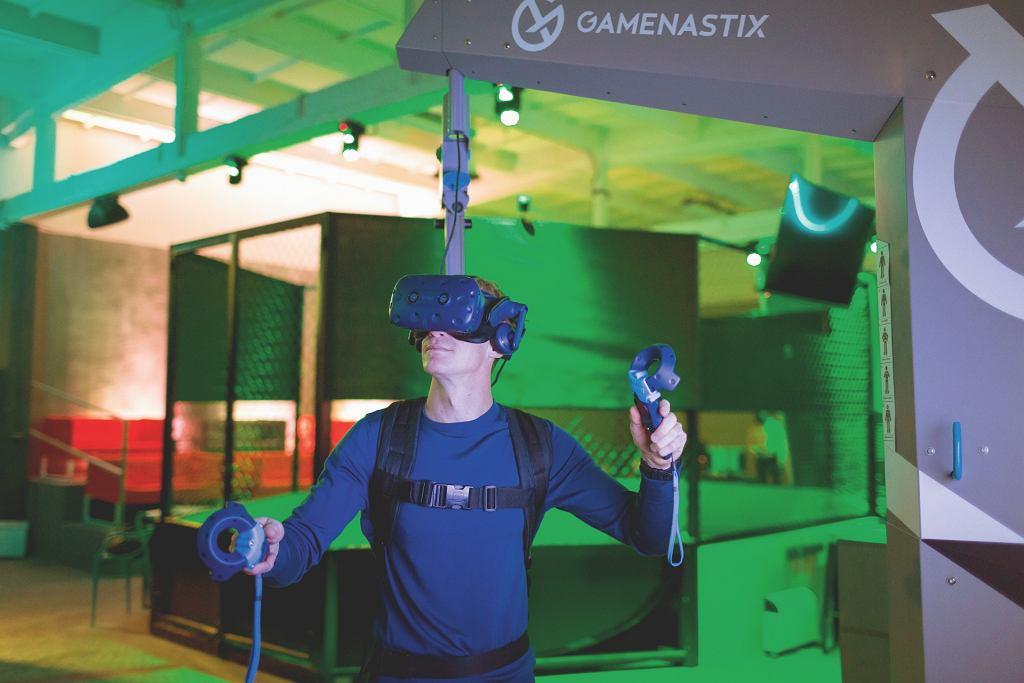 Mój pierwszy raz: virtual reality