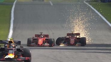 Walka Vettela i Leclerca