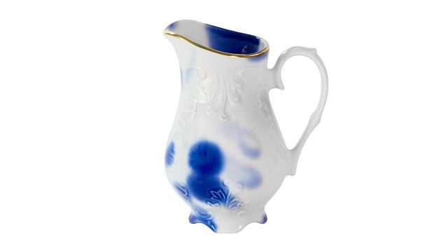 Ćmielów Rococo Ślad Człowieka  - mlecznik