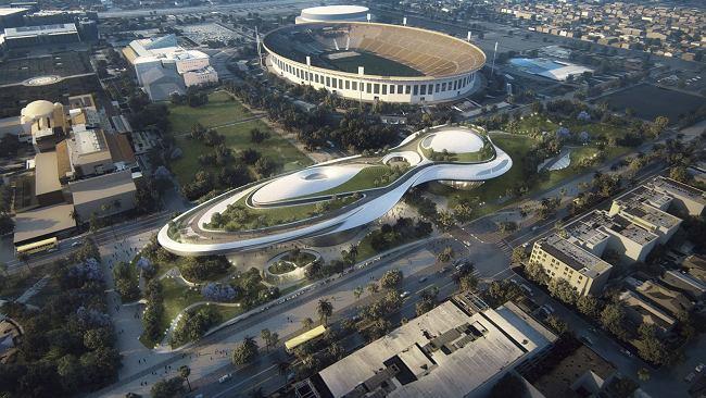 """Twórca """"Gwiezdnych Wojen"""" George Lucas zbuduje w Los Angeles muzeum za 1,5 miliarda dolarów"""