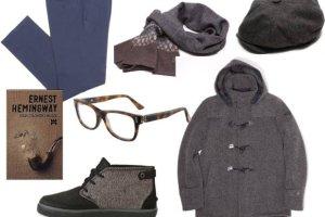 Moda męska: 5 kompletnych stylizacji na zimę