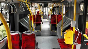 Autobus warszawskiej komunikacji [zdjęcie ilustracyjne]