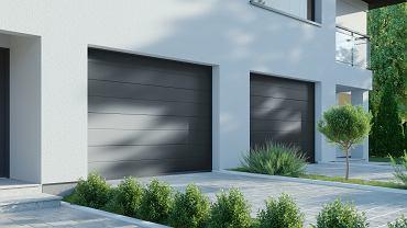 Brama garażowa na lata - styl też jest ważny