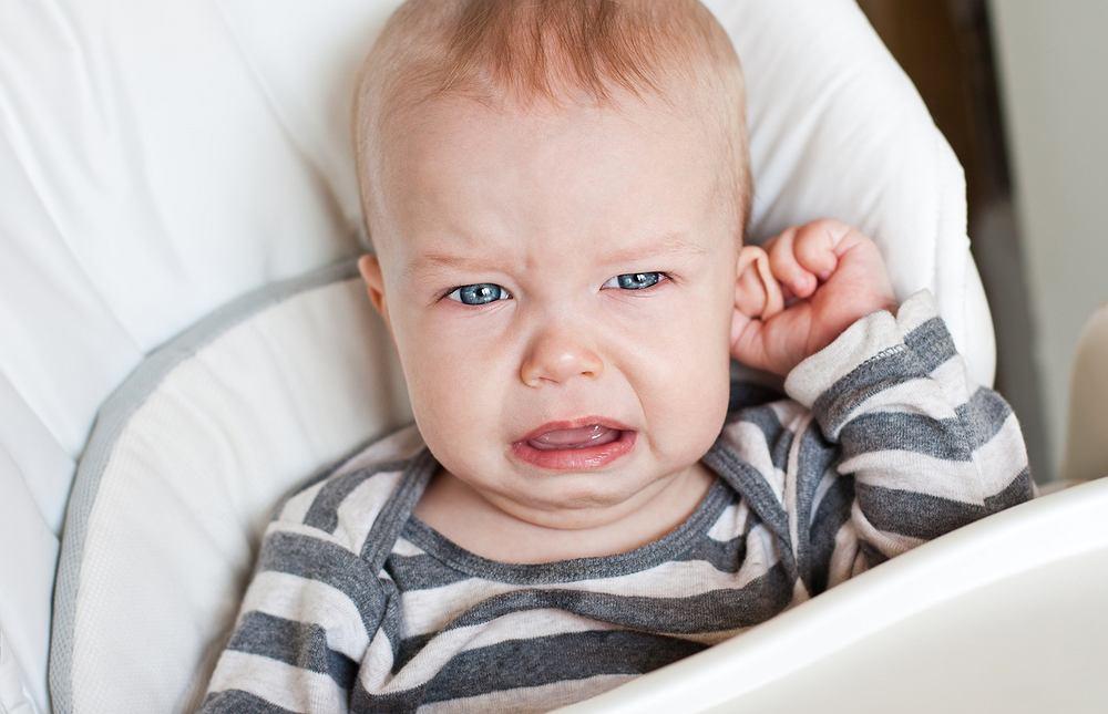 Zapalenie ucha to jedno z częściej występujących schorzeń u małych dzieci