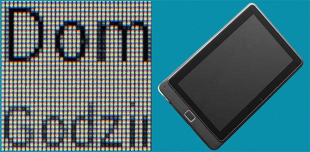 tablet, apple, android, Przegląd małych tabletów, Tablet Modecom FreeWay Tab 7.0