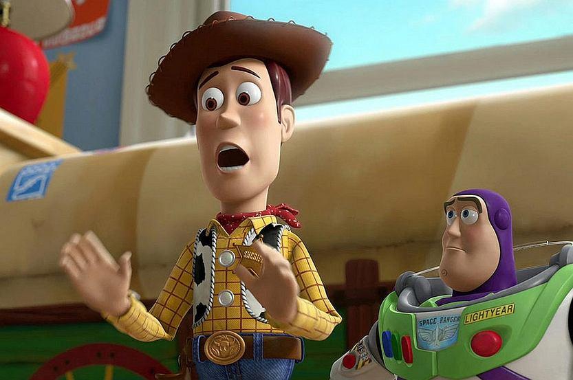 Kadr z filmu 'Toy Story 3'