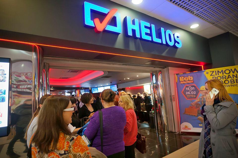 W kinie Helios. 'Idziemy do kina!' - wydanie specjalne