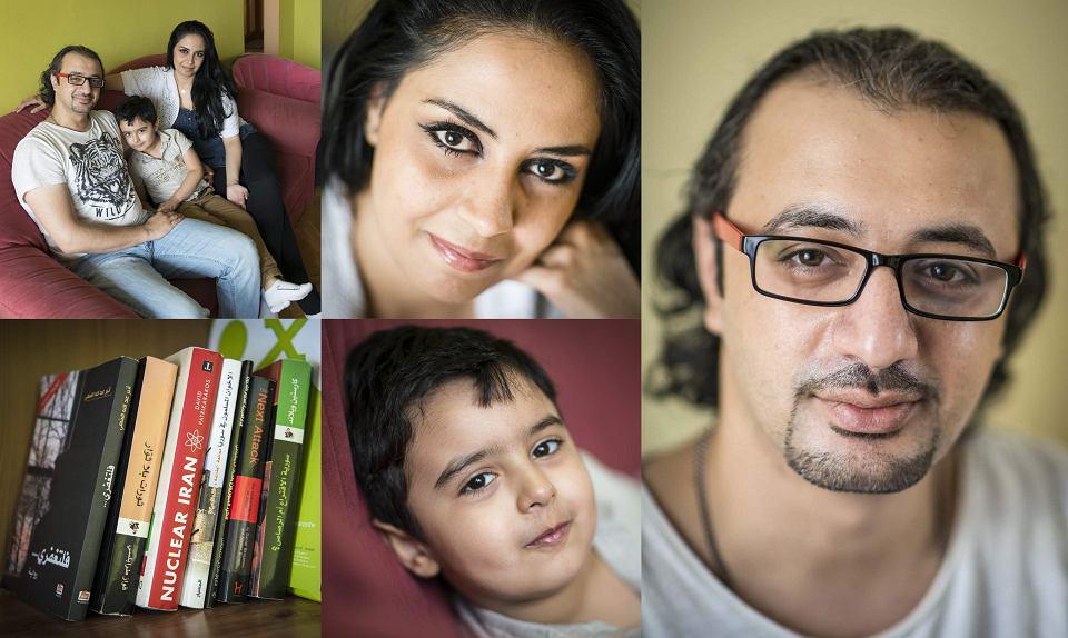 Waseem Hassan, Syryjczyk, od dwóch lat w Polsce