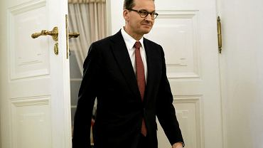 """Mateusz Morawiecki o załataniu 250-letniej dziury podatkowej. """"500+ dzięki uszczelnieniu systemu"""""""