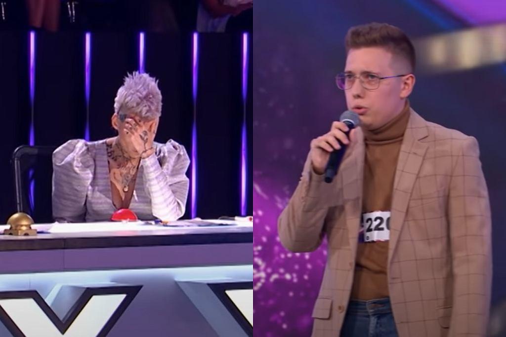 Występ Fabiana w 'Mam talent!'