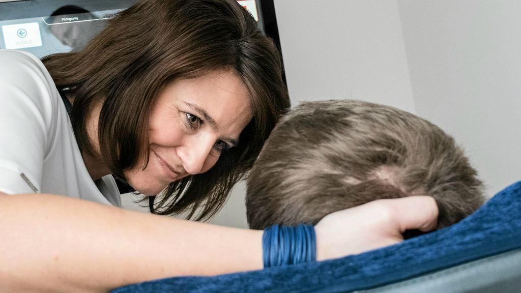 Agnieszka Kwiatkowska, neurologopedka, pracuje z osobami z minimalną świadomością