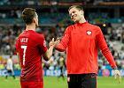 Euro 2016. Polska - Szwajcaria. Wojciech Szczęsny: Ja prowokowałem? Rzucili napój, to się napiłem