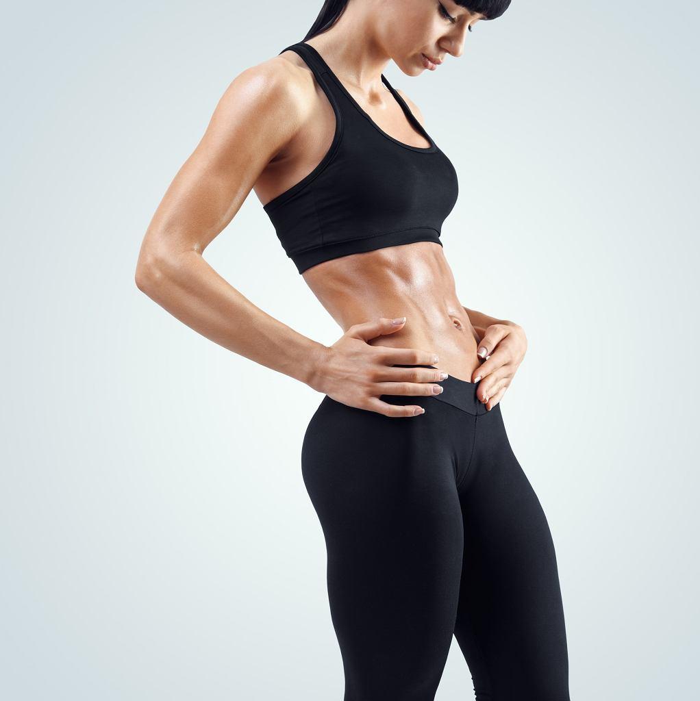 Sposoby na płaski brzuch