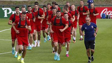 Euro 2016. Trening reprezentacji Węgier