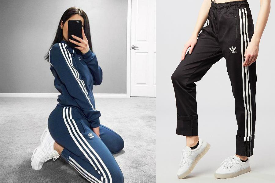 dresy damskie adidas