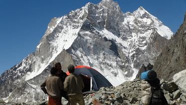 Wyprawa na Broad Peak w poszukiwaniu ciał Macieja Berbeki i Tomasza Kowalskiego