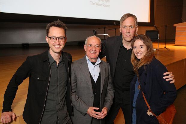 Marielle Heller (na zdjęciu z Mattem Porterfieldem, Jedem Dietzem i Lodgem Kerriganem) wymieniana jest wśród reżyserek, które zasłużyły na nominację.
