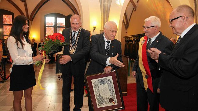Juzwenko, Modzelewski i Morawiecki Honorowymi Obywatelami