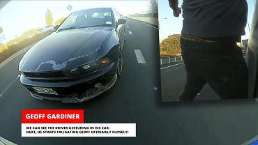 Road Rage w Nowej Zelandii